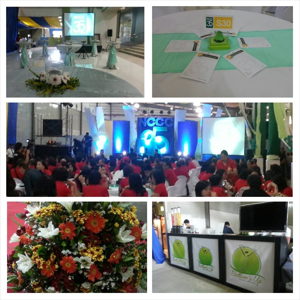 nccc davao corporate event
