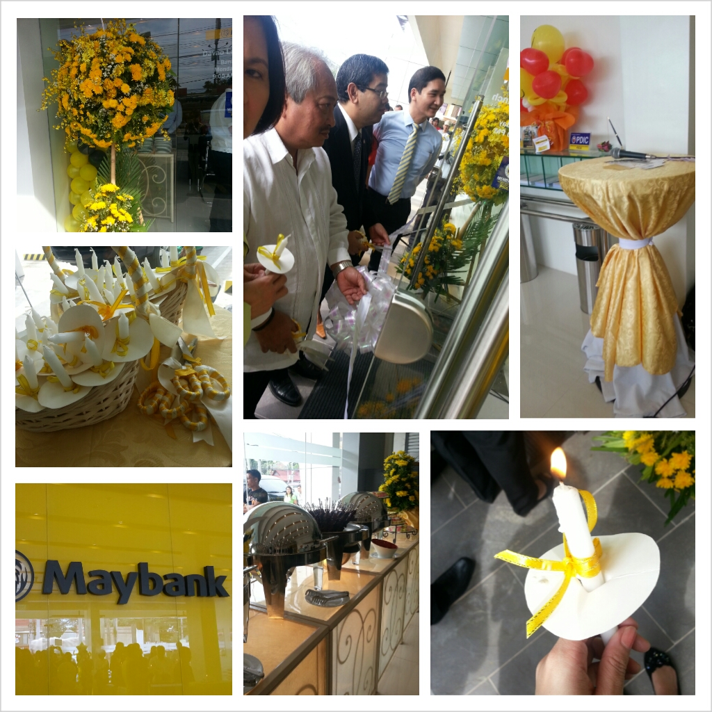 maybank corporate event