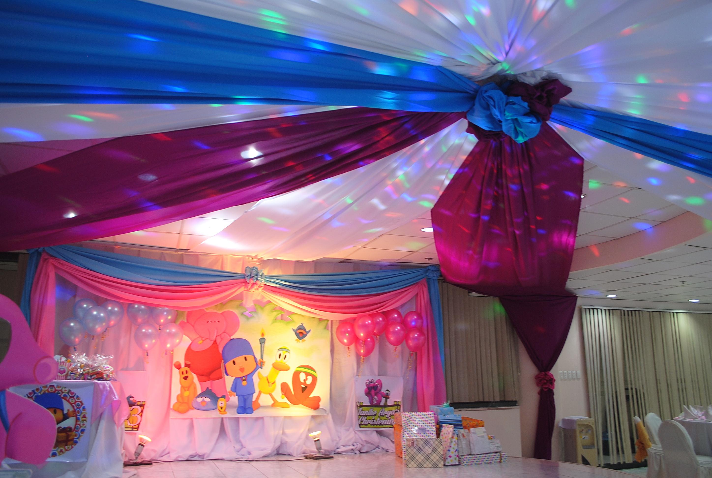 Pocoyo Kiddie Party by PREP