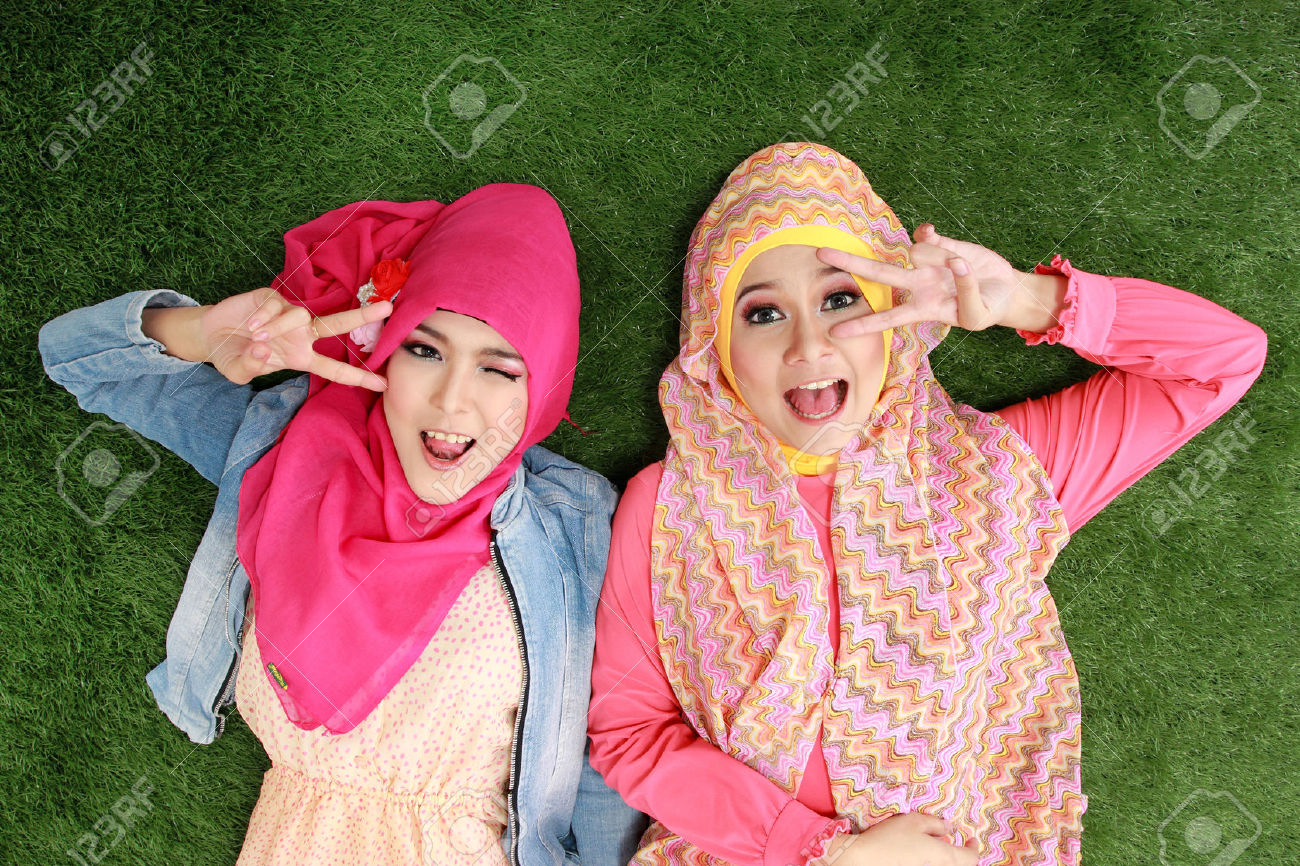 beautiful girls muslim