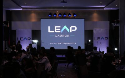 Davao Event Coordinator Diaries: LEAP PH Launch