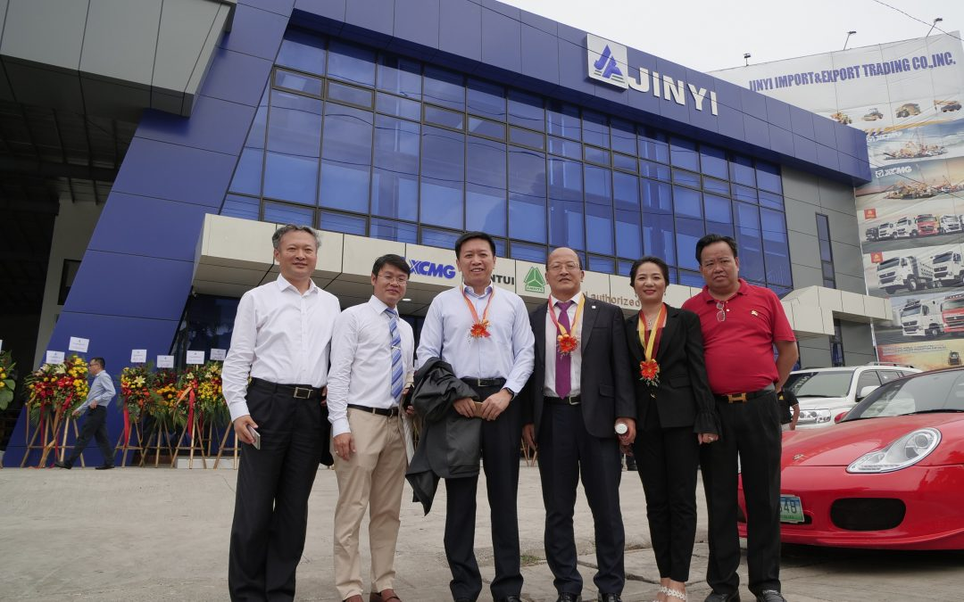 Davao Event Coordinator Diaries: JINYI IMPORT & EXPORT TRADING CO. INC. Opens its Newest Show Room in Davao City