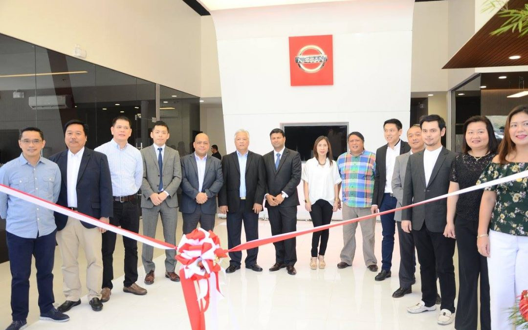 Davao Event Coordinator Diaries: NISSAN Tagum Opening