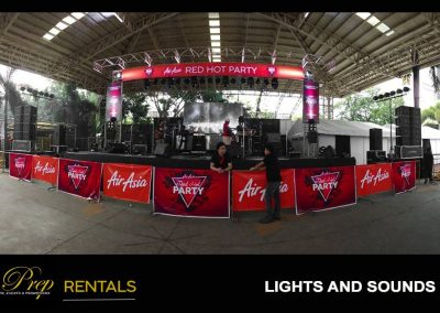 RENTALS - EVENT LIGHTS AND SOUNDS