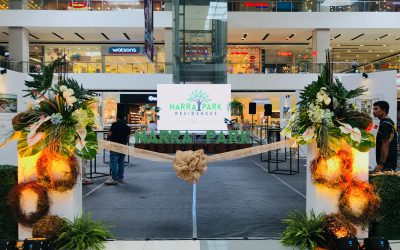 Davao Event Coordinator Diaries: Rentals for NARRA PARK Exhibit at SM Lanang by ALSONS