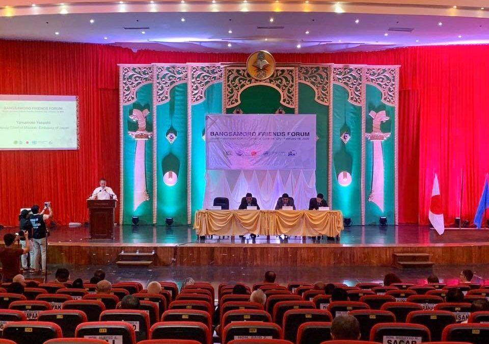 Davao Event Coordinator Diaries: Bangsamoro Friends Forum