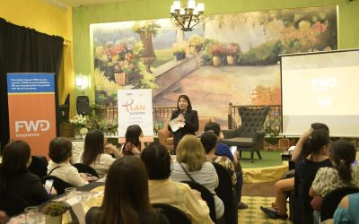 Davao Event Coordinator Diaries: FWD Life Philippines #PlanWithPurpose